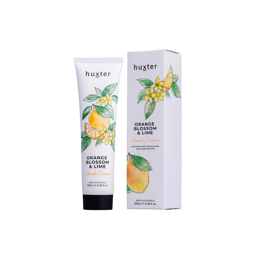 Botanicals Pamper Gift Set  - Orange Blossom & Lime