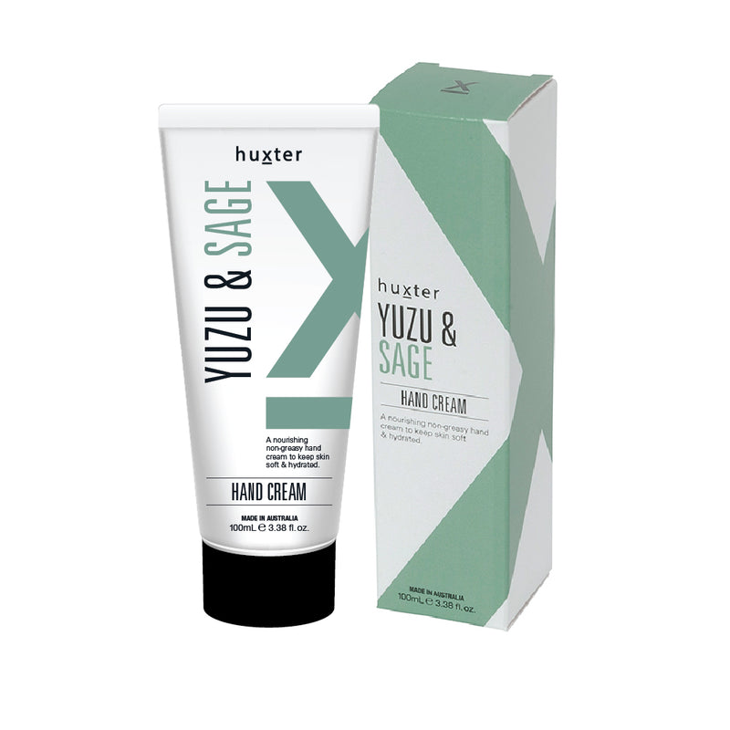Hand Cream - Yuzu & Sage 100ml