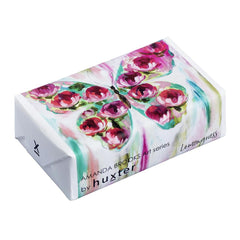 Peony Lee Papillion' - Butterfly Wrapped Soap - Lemongrass