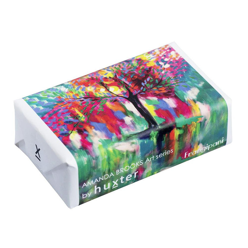 Tree of Life' Wrapped Soap - Frangipani
