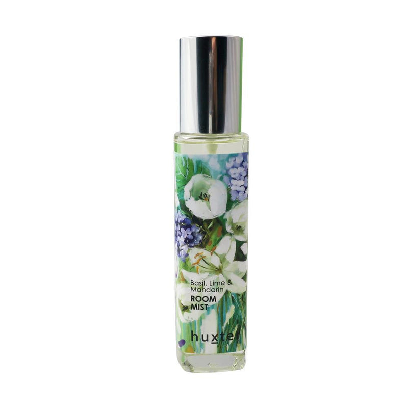 Room Mist Emerald Glory - Basil Lime & Mandarin