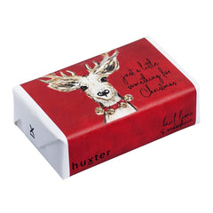 Shall we Dance' - Merry Christmas Wrapped Soap - Goats Milk