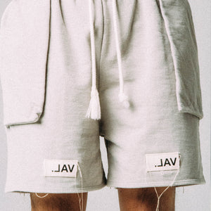 ISSUE 0008 LOGO SHORTS