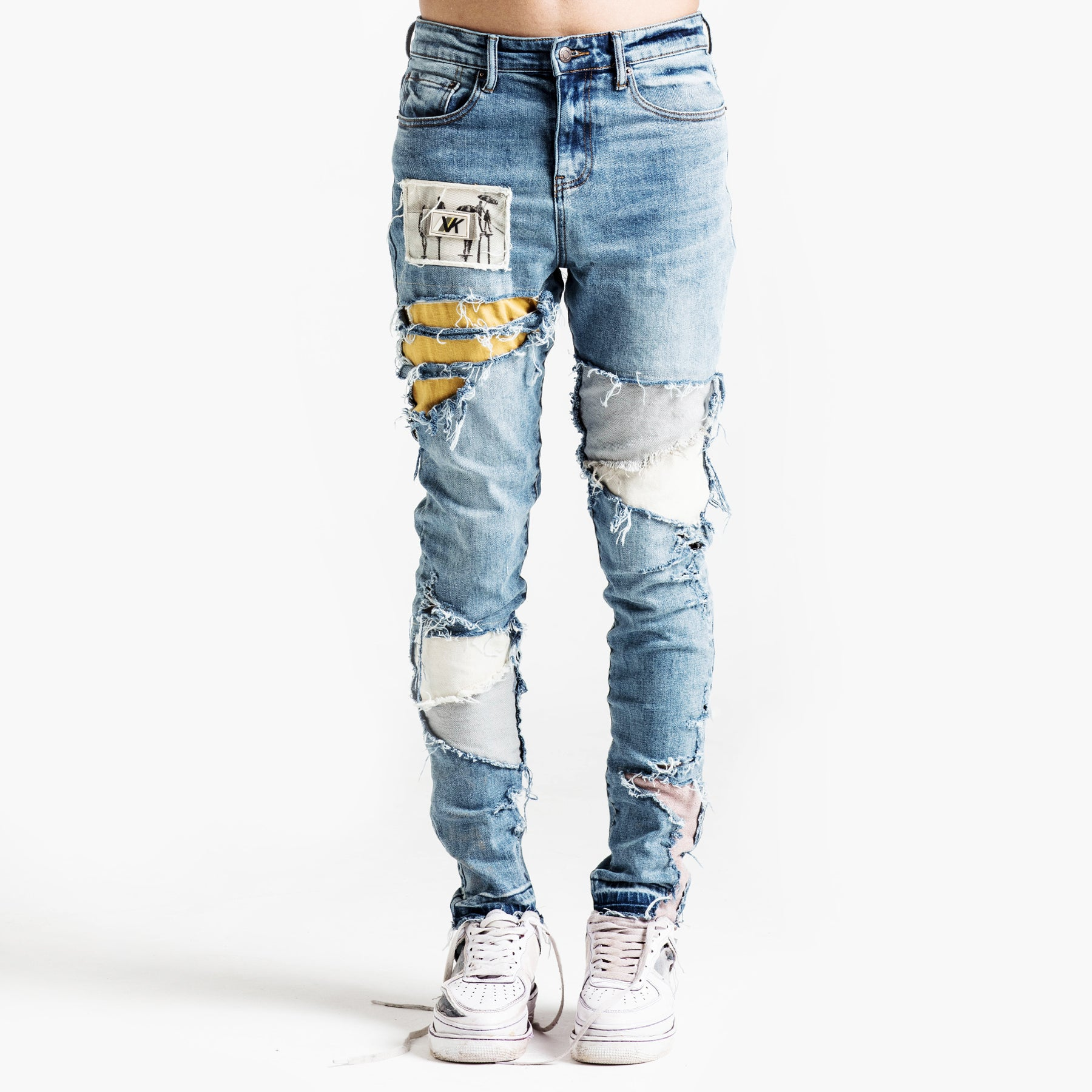 OFFCUT DENIM