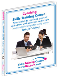 Coaching Skills Training  Course Ebook (PDF)