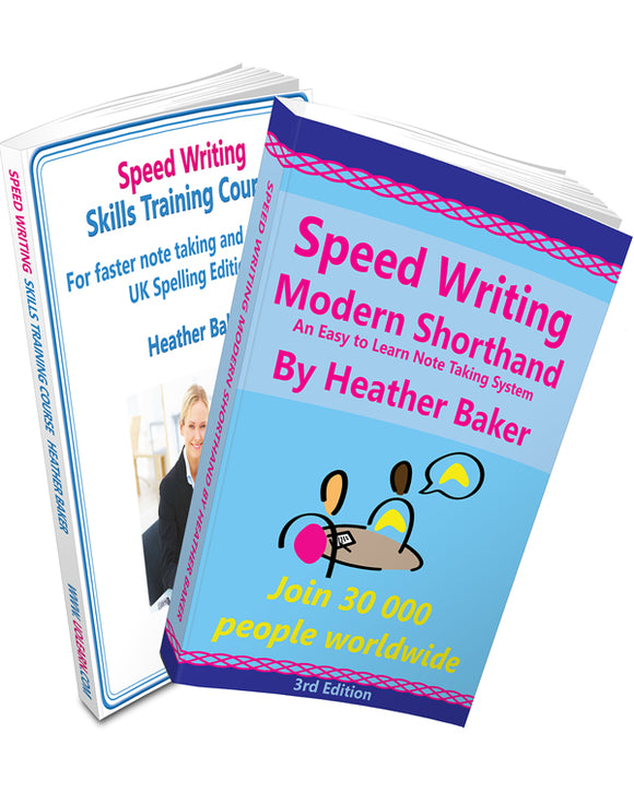 Praise for Speed Writing by Heather Baker