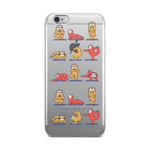 Sloth Yoga iPhone Case