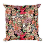 Because Sloths Square Pillow