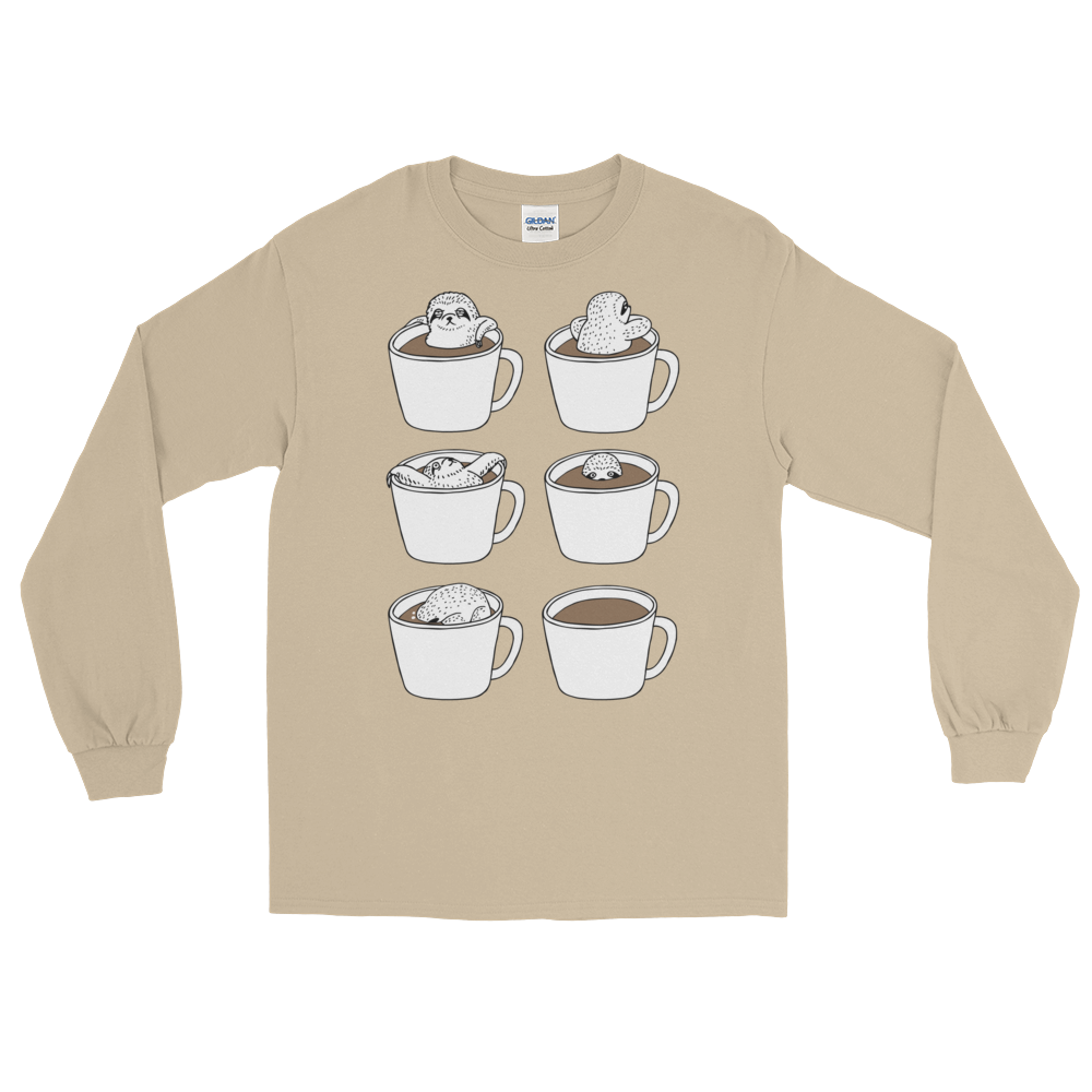 More Coffee Long Sleeve T-Shirt
