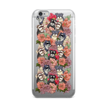 Because Schnauzers iPhone Case