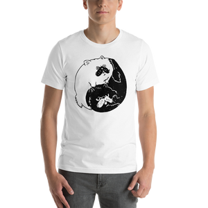 The Tao of Cats Short-Sleeve Unisex T-Shirt