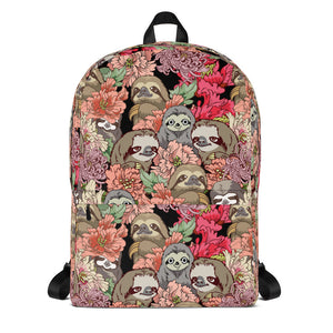 Because Sloths Backpack