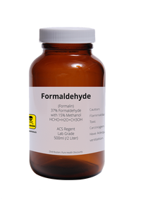 Dangers of Formaldehyde and What You Can Do
