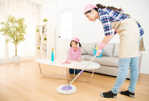 5 Easy Steps for a Cleaner, Greener, & Safer Home
