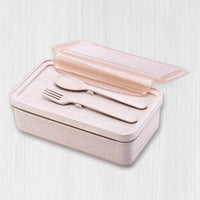 Wheat Fiber Lunch Box