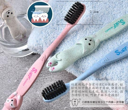 Surfpie Wheat Toothbrush
