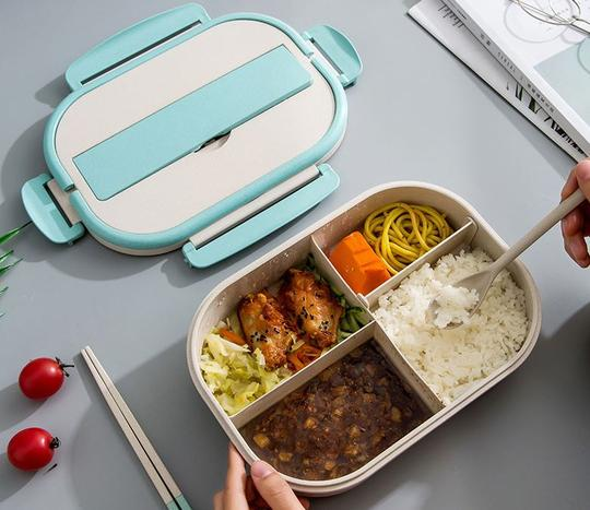 Wheat Fiber Keka Lunch Box