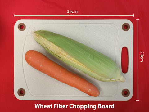 Wheat Fiber Chopping Board