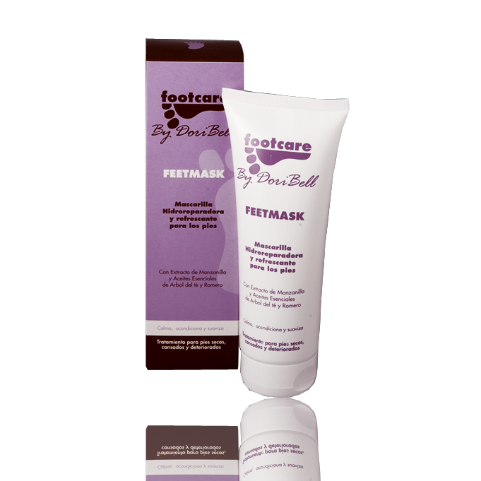 MASCARILLA FEETMASK FOOTCARE 250 Ml.