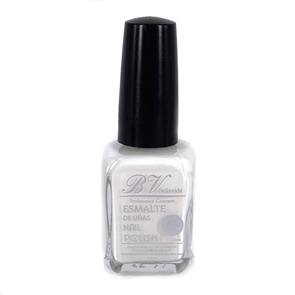 Esmalte normal N-2 (Blanco tiza) - Yameicosmetics