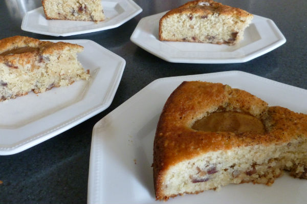Apple and Seaweed cake recipe