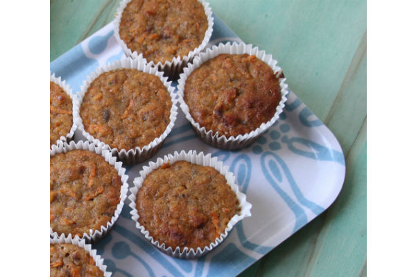 Carrot and Seaweed cakes (gluten free)