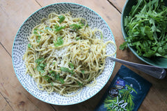 Easy peasy seaweed pesto