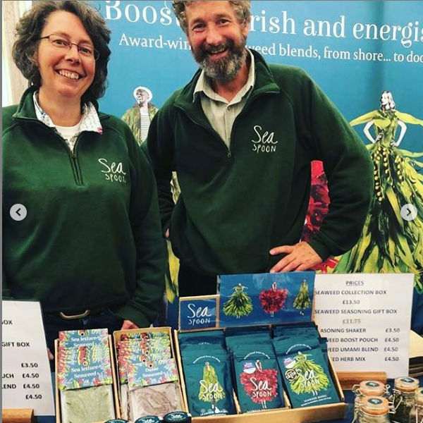 'One to Watch' at the Abergavenny Food Festival 2019