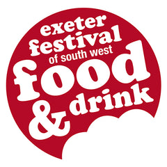 Exeter Festival of Food & Drink logo - seaweed exhibitor