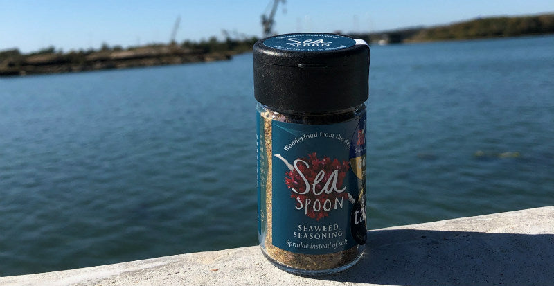 seaweed seasoning - supporters of the London to Monaco bike ride 2019
