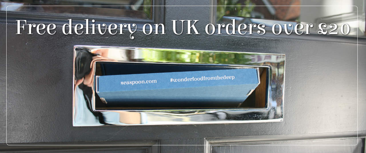Free UK delivery on orders over £20