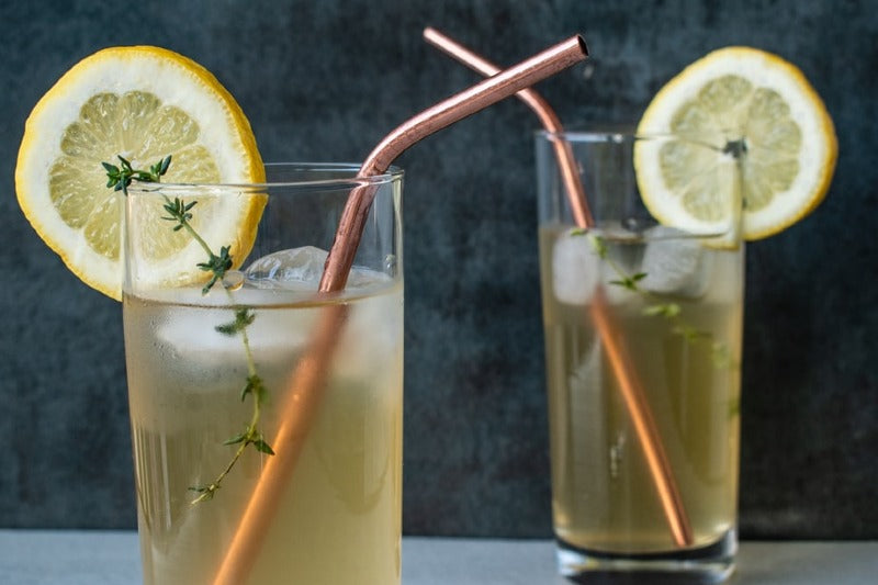 citrus and seaweed cordial