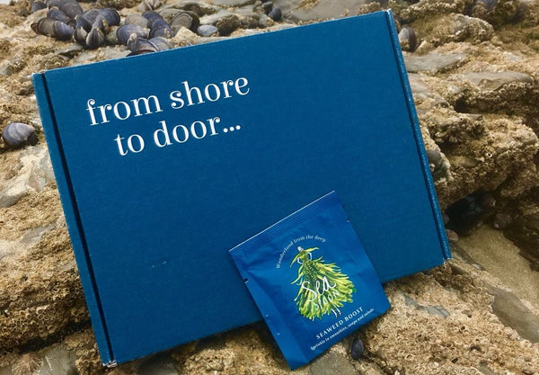 edible seaweed delivery from shore to door