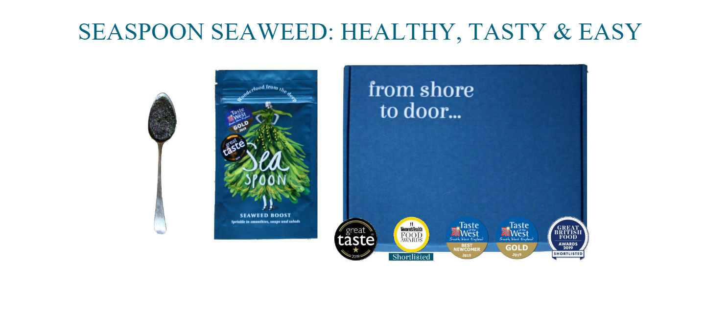 Seaweed from Shore to Door subscription