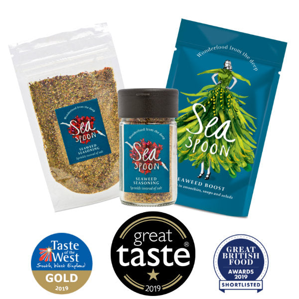 Great Taste Double-Act bundle - Limited Edition! - Seaspoon