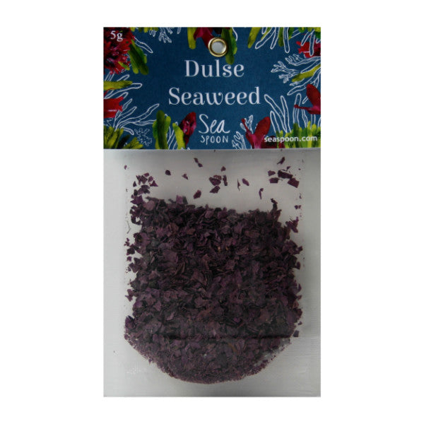 Dulse, 5g pouch - Seaspoon