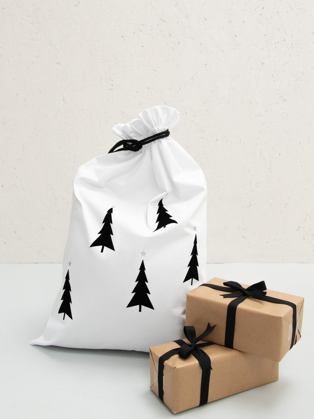 Tree Christmas Sack