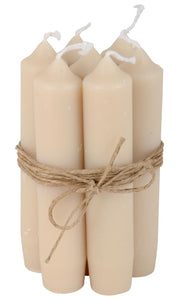 Short Dinner Candles Multiple Colours Available