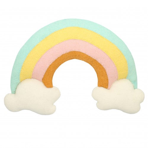 Natural Pastel Rainbow Wall Dec