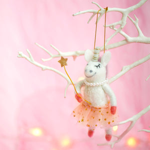 Una Unicorn Decoration