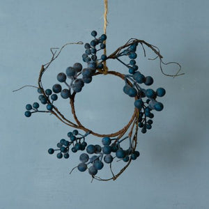 Blueberry Candle Ring