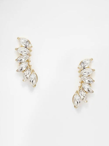 Clara Crystal Earrings