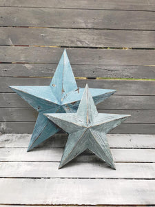 Blue Barn Star