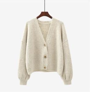 The Peggy Cardi- Cream