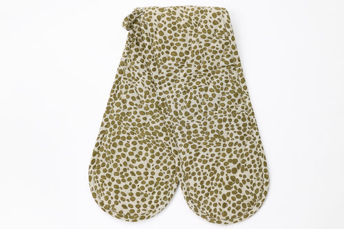 Animal Print Double Oven Glove