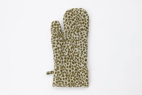 Animal Print Single Oven Glove