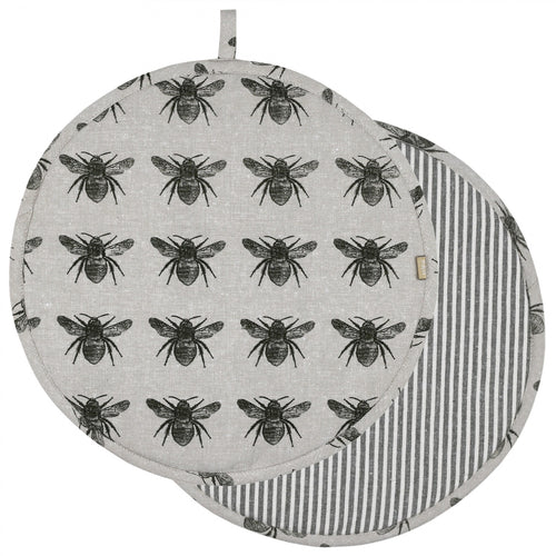 Recycled Honey Bee Aga Top Cover