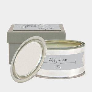 Wild Fig & Pear Boxed Candle