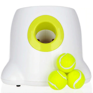 Automatic Throwing-ball Machine for Pet - Puppy Capital