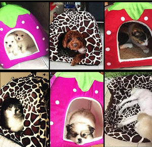 Fold able Dog Kennel Dog Bed Pet House - Puppy Capital